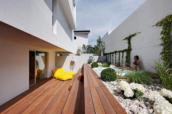 Hotel pupp garden junior suite for Design hotel brixen